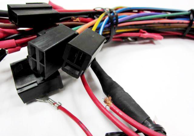 線 組Automotive Wire Harness
